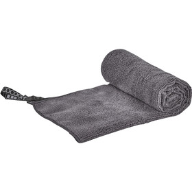 Cocoon Terry Light Ręcznik z mikrofibry small, szary
